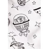 Mantel Lavable con 12 Rotuladores para Colorear Fanni Kids, imagen miniatura 5