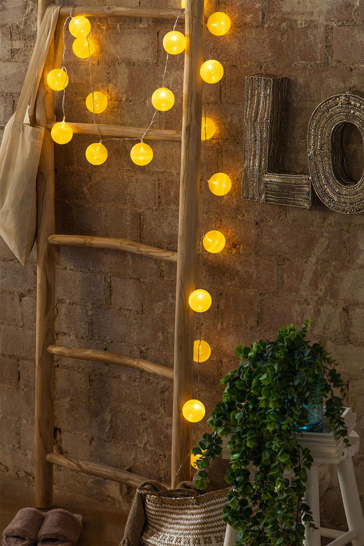 Guirnalda de Luces LED Lima (3,32 m) Adda, imagen de galería 1