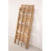 Estantería 4 Baldas en Bambú Iciar, imagen miniatura 4