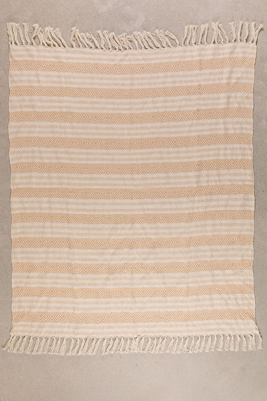 Manta Plaid en Algodón Yega, imagen de galería 1