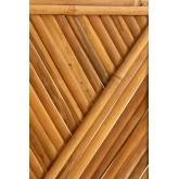 Biombo en Bambú Stanly, imagen miniatura 4