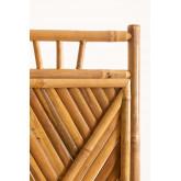 Biombo en Bambú Stanly, imagen miniatura 5