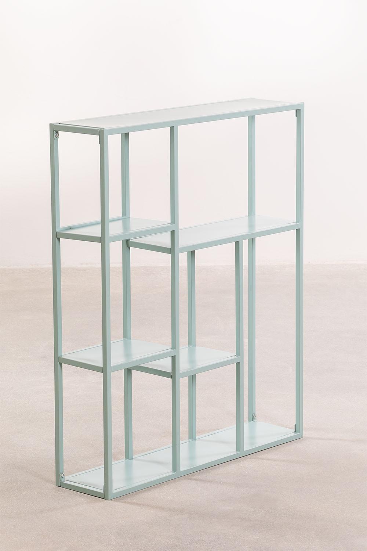 Estantería Modular de Pared en Metal (75 cm) Thura, imagen de galería 1