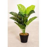 Planta Artificial Decorativa Calatea, imagen miniatura 2