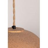 Lámpara de Techo en Porcelana Ouval, imagen miniatura 6