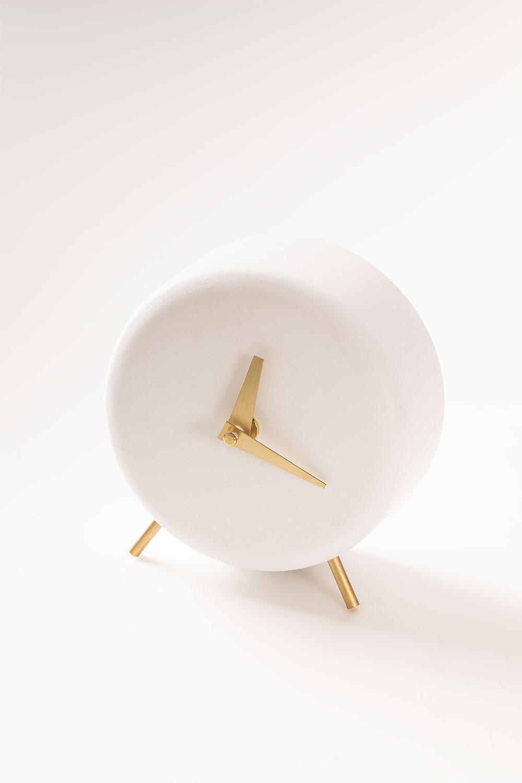 Reloj de Mesa en Cemento Clok, imagen de galería 1
