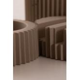 Organizador de Mesa en Cemento Taila, imagen miniatura 6