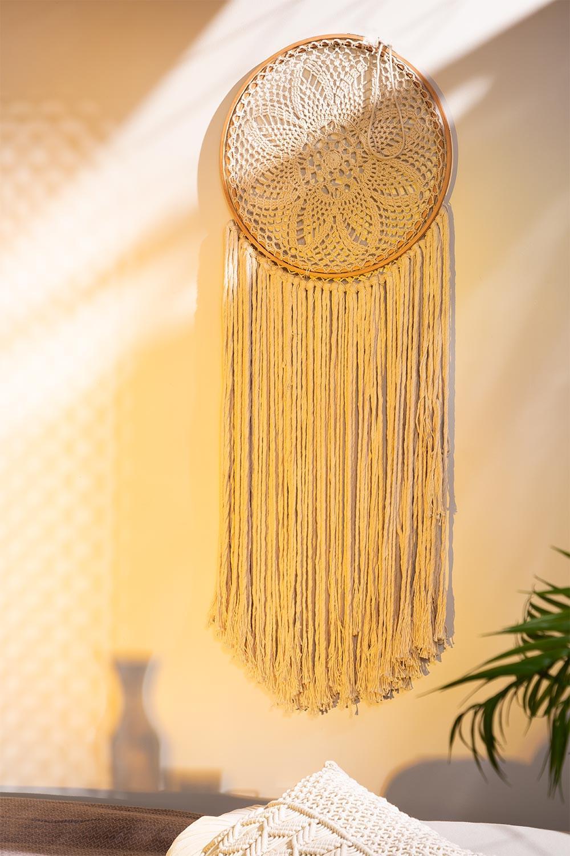 Atrapasueños Decorativo de Pared Nait, imagen de galería 1