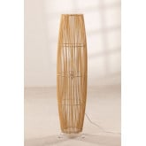 Lámpara de Pie en Bambú Khumo, imagen miniatura 3