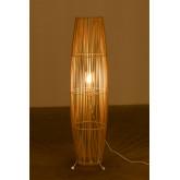 Lámpara de Pie en Bambú Khumo, imagen miniatura 4