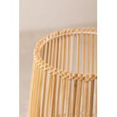 Lámpara de Pie en Bambú Khumo, imagen miniatura 5