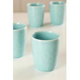 Pack de 4 Vasos en Cerámica Biöh, imagen miniatura 2