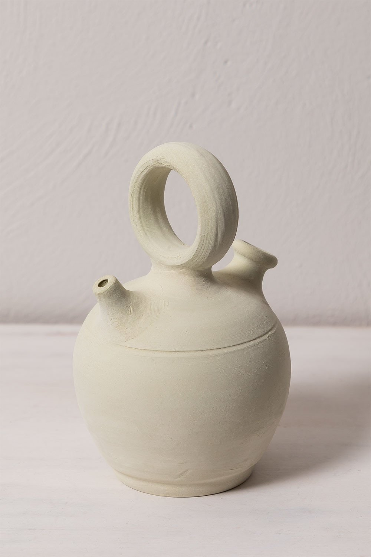 Botijo en Arcilla 0.25 L. Bûcar, imagen de galería 1