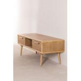 Mueble de TV en MDF Berkem, imagen miniatura 3