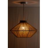 Lámpara de Techo en Cuerda de Algodón Ufo, imagen miniatura 2