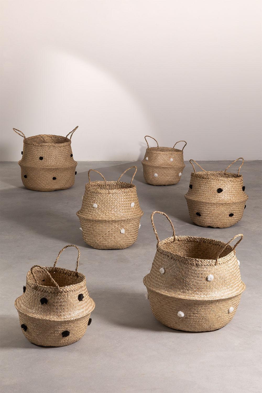 Cesto Kahs Pompy, imagen de galería 1