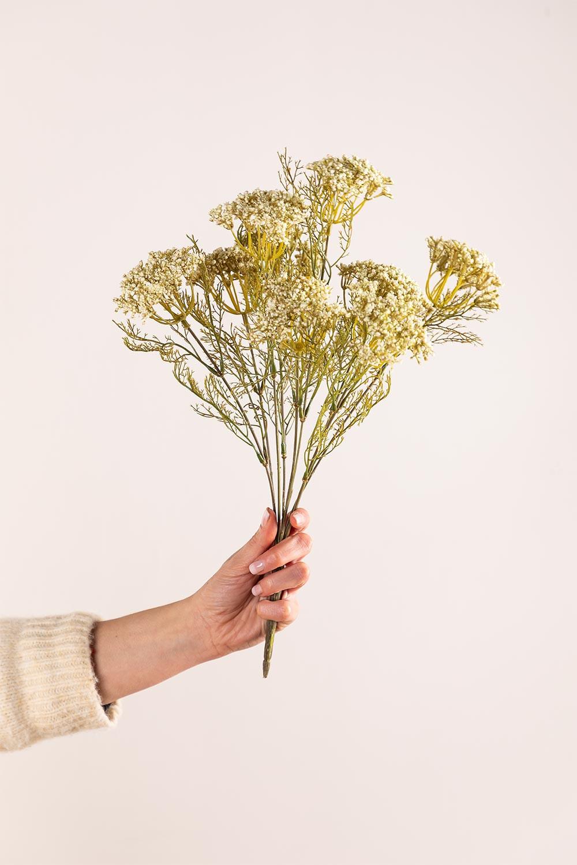 Ramo Artificial Flor de Anís, imagen de galería 1