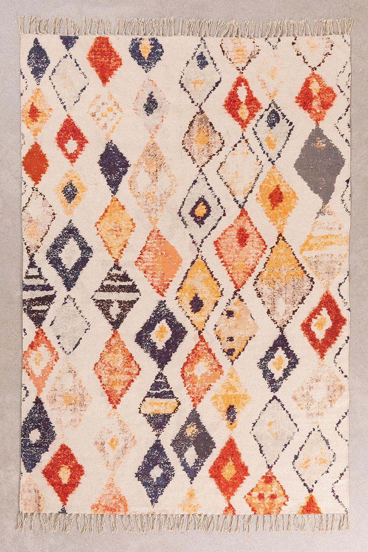 Alfombra en Algodón (195x125 cm) Yuga, imagen de galería 1