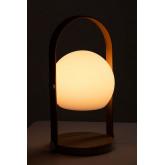 Lámpara de Mesa LED para Exterior Alop, imagen miniatura 3