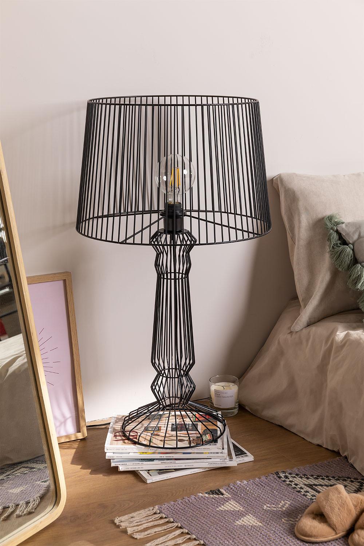Lámpara de Pie Xiun, imagen de galería 1