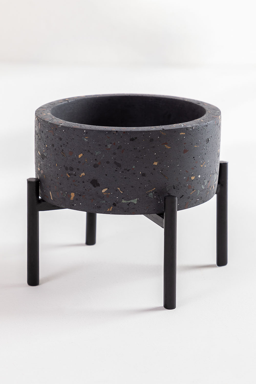 Macetero en Cemento Eston, imagen de galería 1