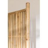 Biombo en Bambú Clint, imagen miniatura 4