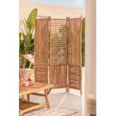 Biombo en Bambú Clint, imagen miniatura 1