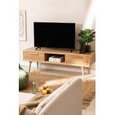 Mueble de TV en MDF Berkem, imagen miniatura 1