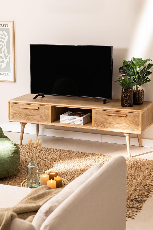 Mueble de TV en MDF Berkem, imagen de galería 1