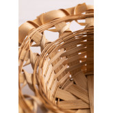 Plato Decorativo en Bambú Rewa, imagen miniatura 3