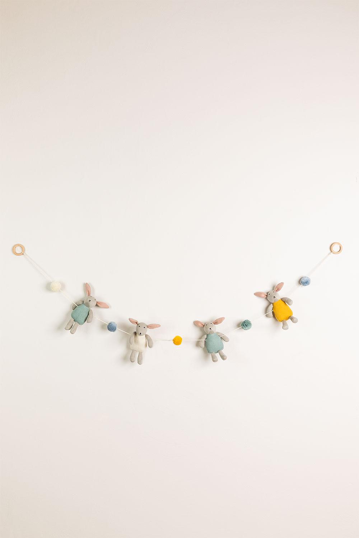 Guirnalda Decorativa Xanat Kids, imagen de galería 1