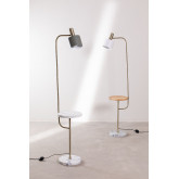 Lámpara de Pie con Mesa Águeda, imagen miniatura 1