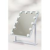 Espejo de Maquillaje con Luz LED Hollywood, imagen miniatura 5