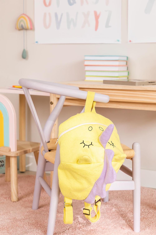Mochila en algodón Occam Kids, imagen de galería 1