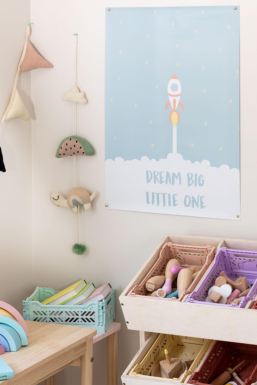 Lámina Decorativa (50x70 cm) Koet Kids, imagen de galería 1