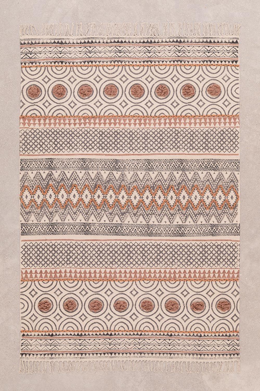 Alfombra en Algodón (181x121 cm) Intar , imagen de galería 1