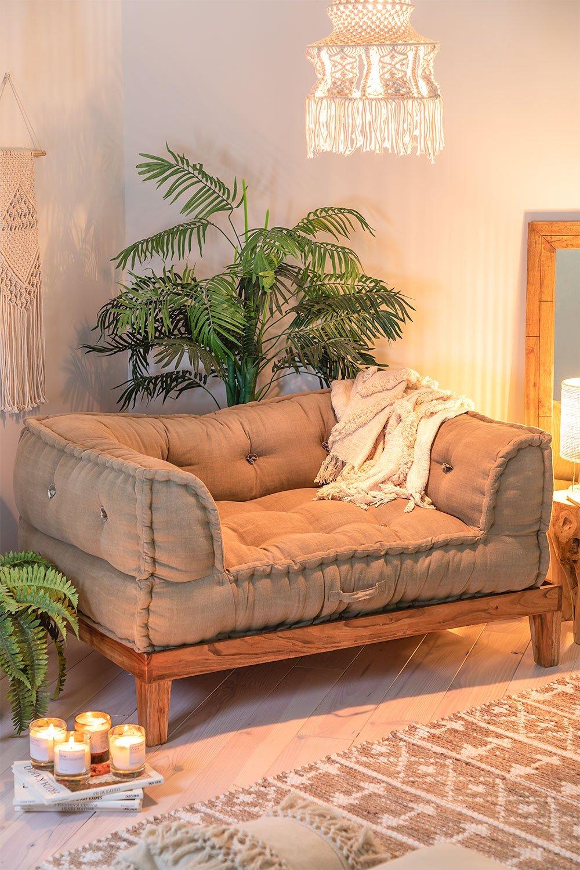 Sofá Modular en Algodón Dhel, imagen de galería 1