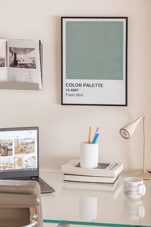 Lámina Decorativa (30x40 cm) Color Palette, imagen de galería 1