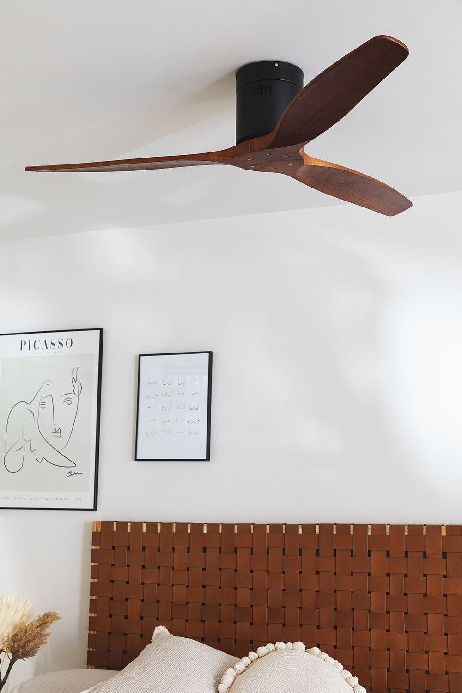 WINDCALM DC - Ventilador Techo Función Invierno - Verano Ultrasilencioso - Create, imagen de galería 1