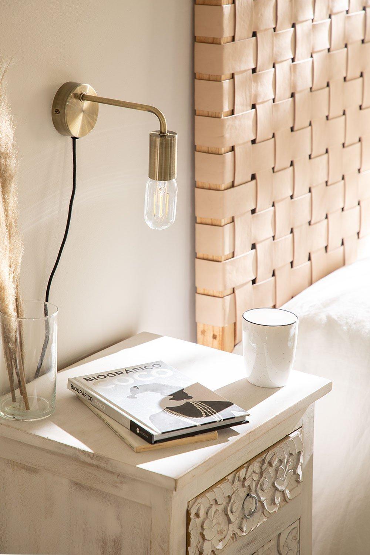 Lámpara de pared Metalizada Londi , imagen de galería 1