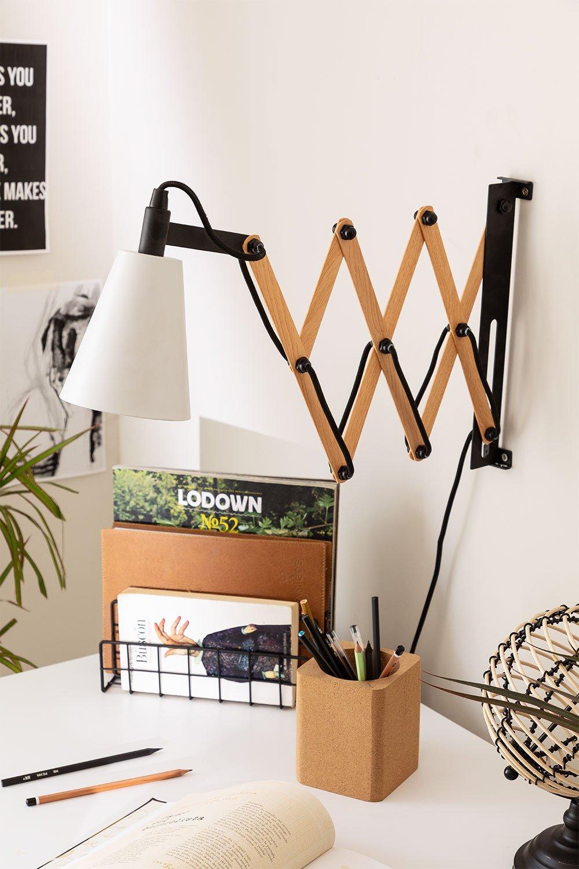 Lámpara de Pared Extensible Marby , imagen de galería 1
