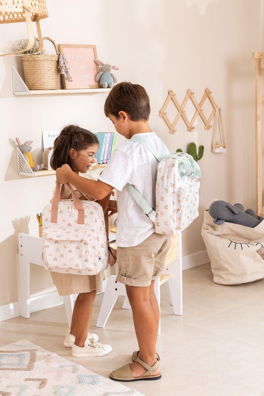 Mochila Pequeña Bowy Kids, imagen de galería 1