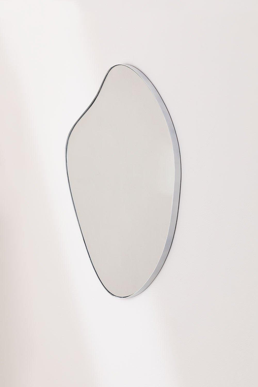 Espejo de Pared en Metal (67x60 cm) Astrid , imagen de galería 1