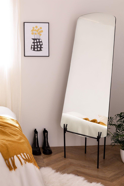 Espejo de Pie Kigal, imagen de galería 1