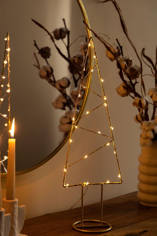 Árbol de Navidad con Luces LED Gazpie, imagen de galería 1