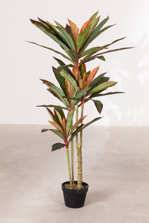 Planta Artificial Decorativa Dracaena Design, imagen de galería 1