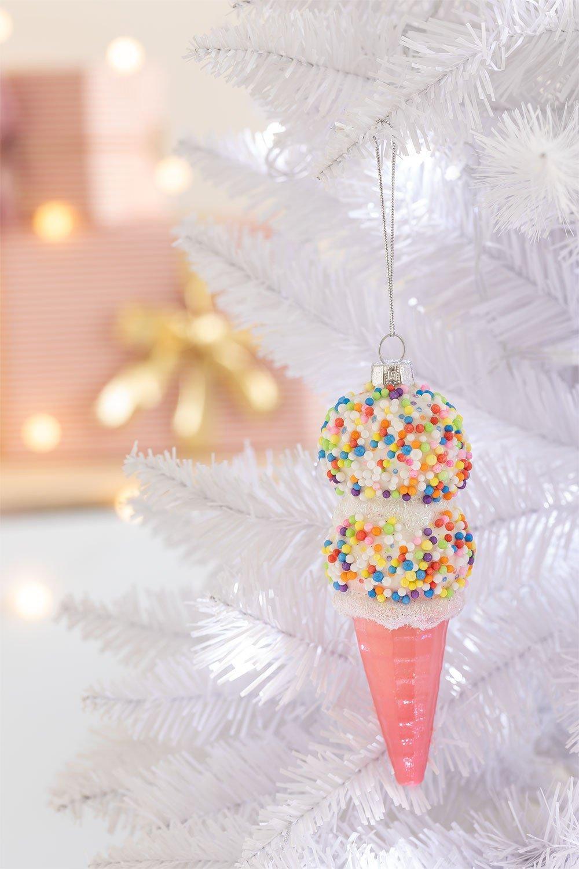 Adorno de Navidad Ice Cream, imagen de galería 1