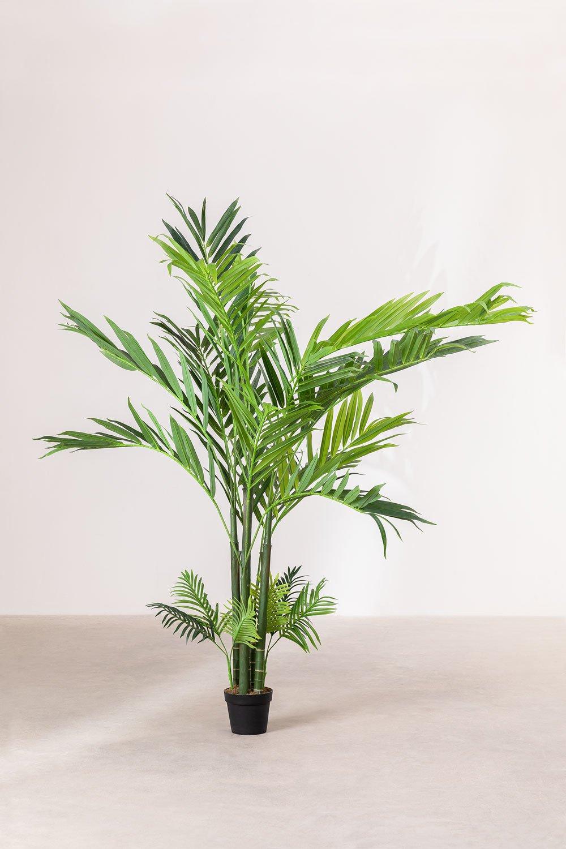 Planta Artificial Decorativa Palmera 250 cm, imagen de galería 1