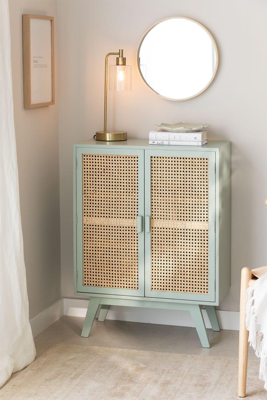 Aparador en Madera con 2 Puertas en Madera Ralik Colors Design , imagen de galería 1