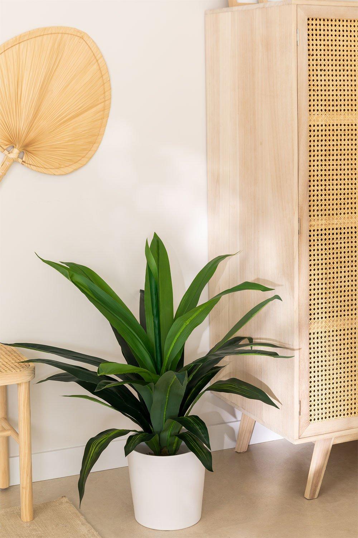 Planta Artificial Decorativa Dracaena, imagen de galería 1
